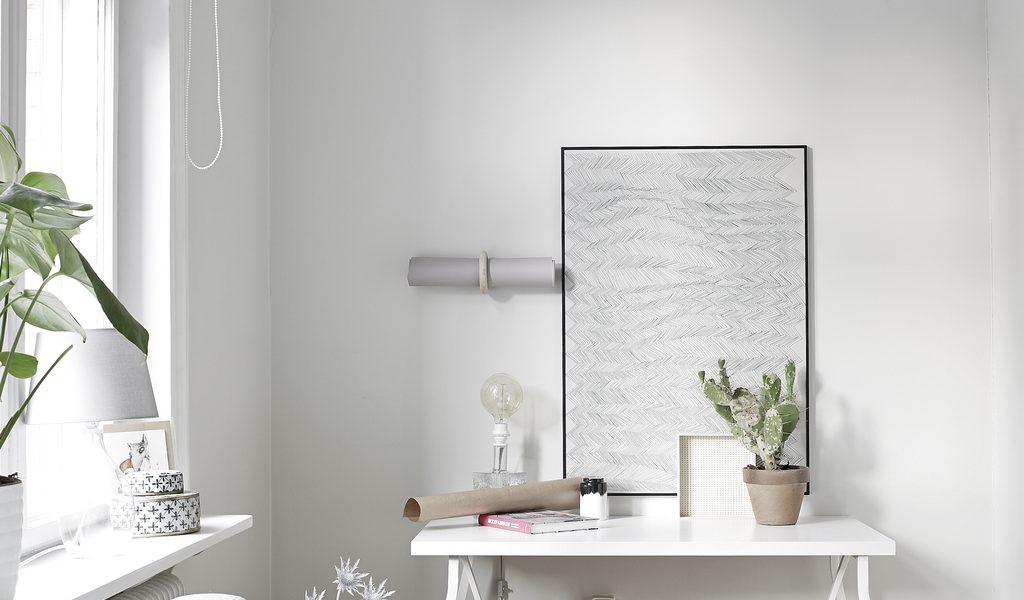 Cozy, feminine apartment in Gothenburg