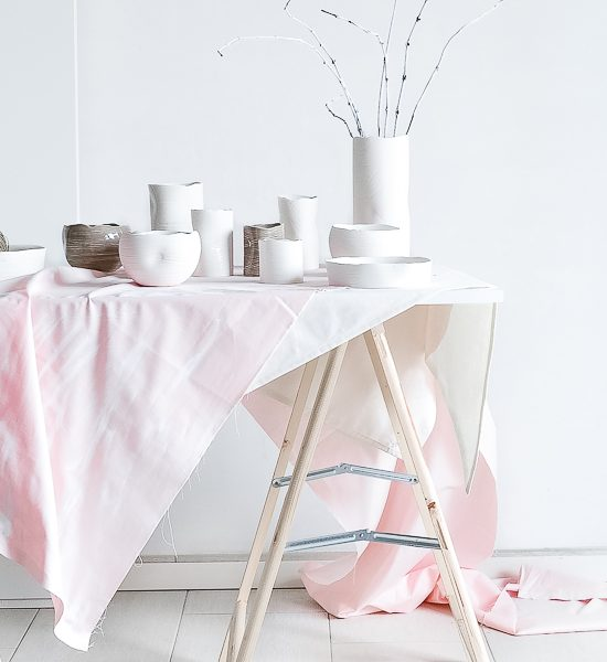 Styling New Ceramics Collection