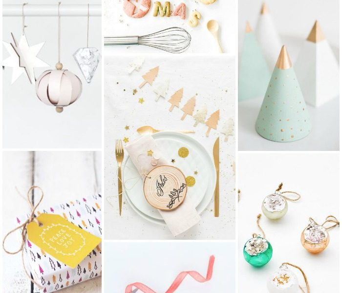 18 Colorful and Happy Christmas ideas
