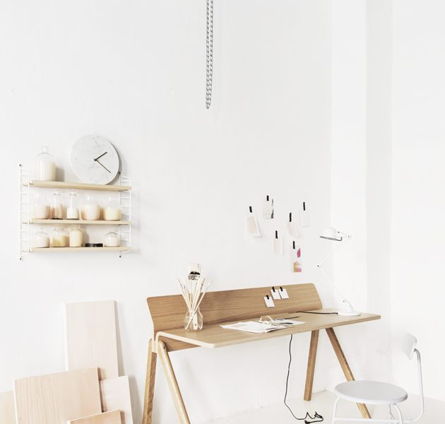 Work and Home of Finish Stylist Anna Pirkola