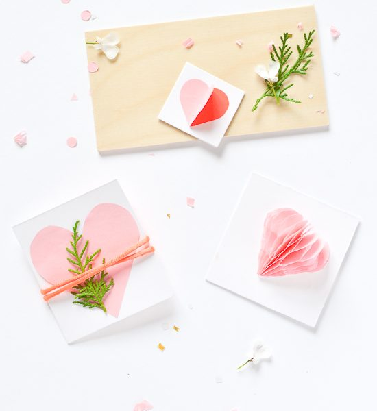 3 Diy Valentine S Day Cards Passionshake