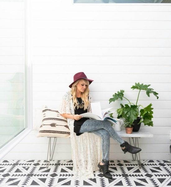 The Home of Amber Thrane – Dulcet Creative