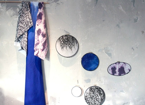 New talent: Morsky textile design