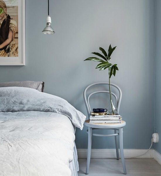 How about Blue Bedroom?