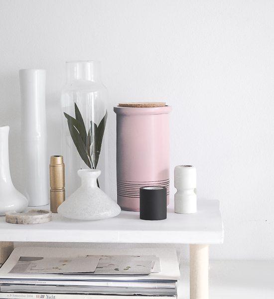 DIY Storage Cork Jar