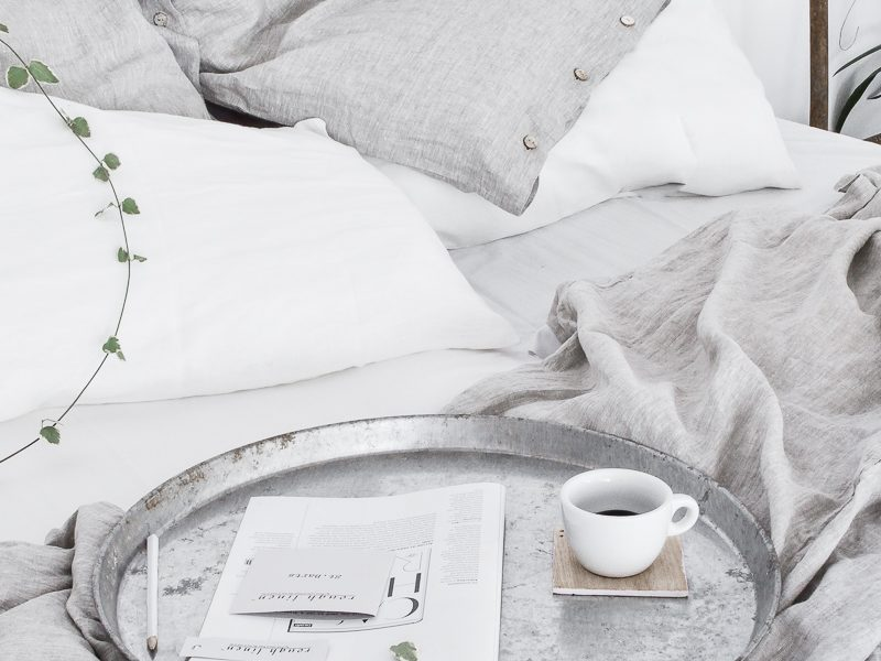 Styling Rough Linen collection