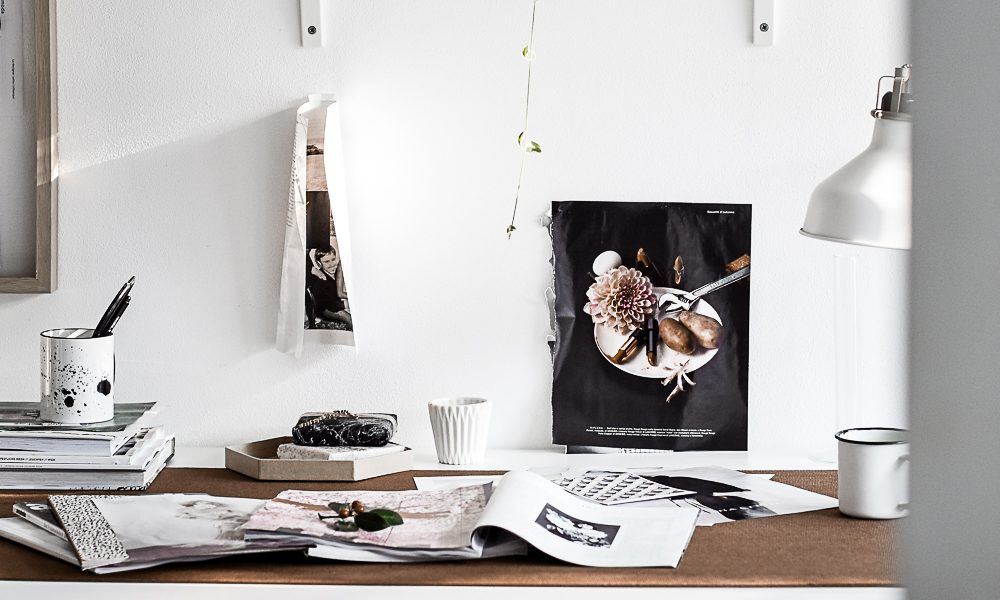 Styling the Studio Workspace