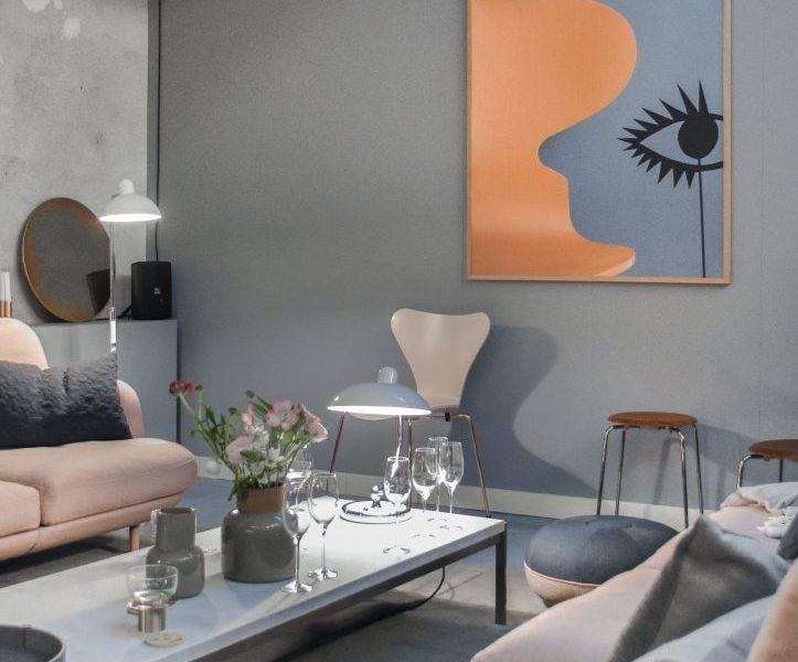 Milan Design Week : An imaginary hotel by Fritz Hansen