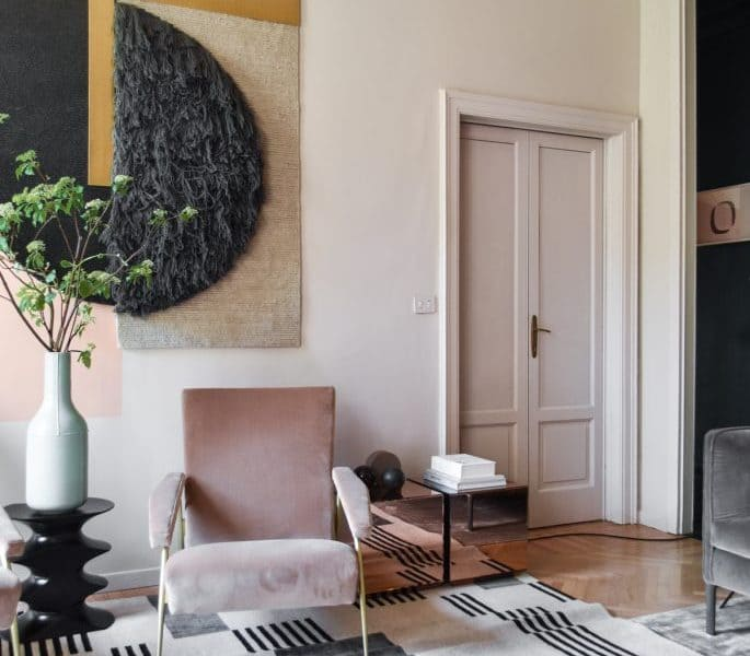 'The Visit' Apartment Styled By Studio Pepe