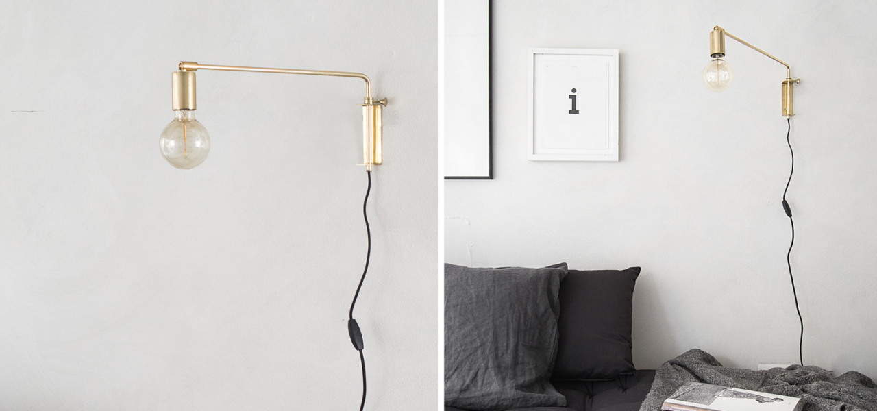 Creating Industrial Chic with Lighting from PIB HOME