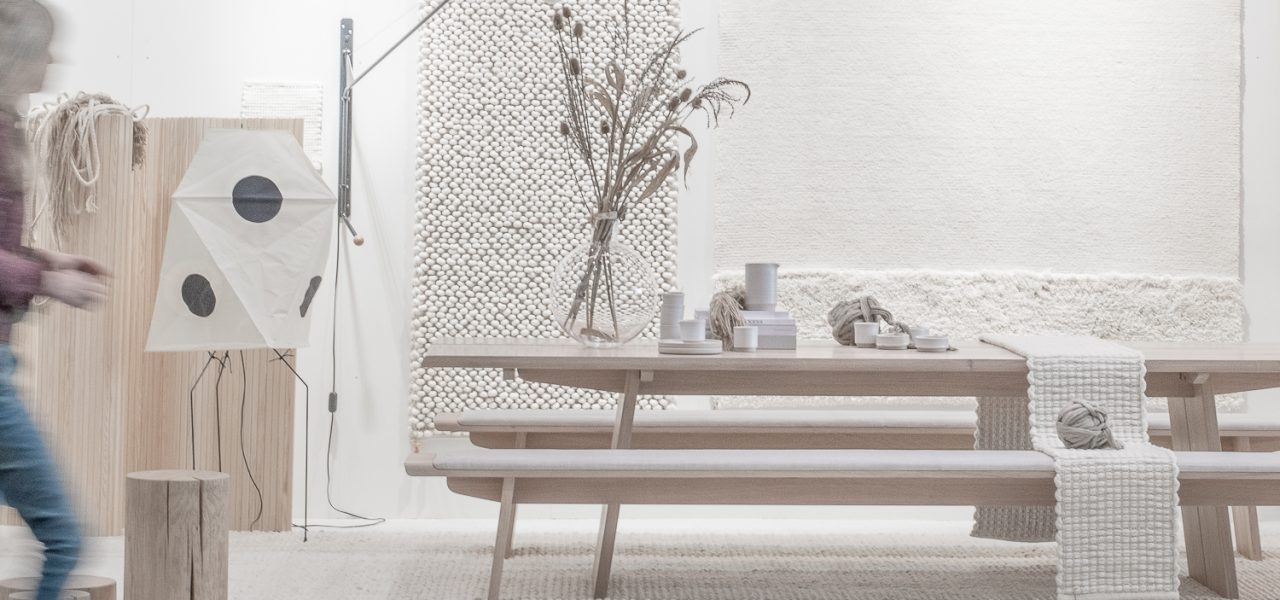 Domotex – Tisca Rugs by Lotta Agaton & Pella Hedeby