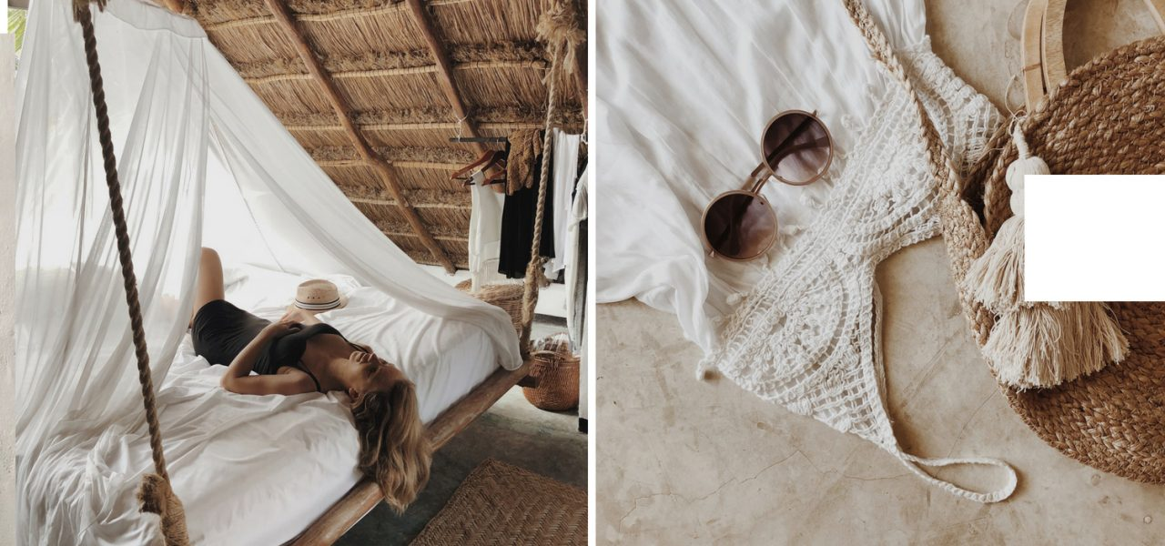 Eco-chic lifestyle in Tulum