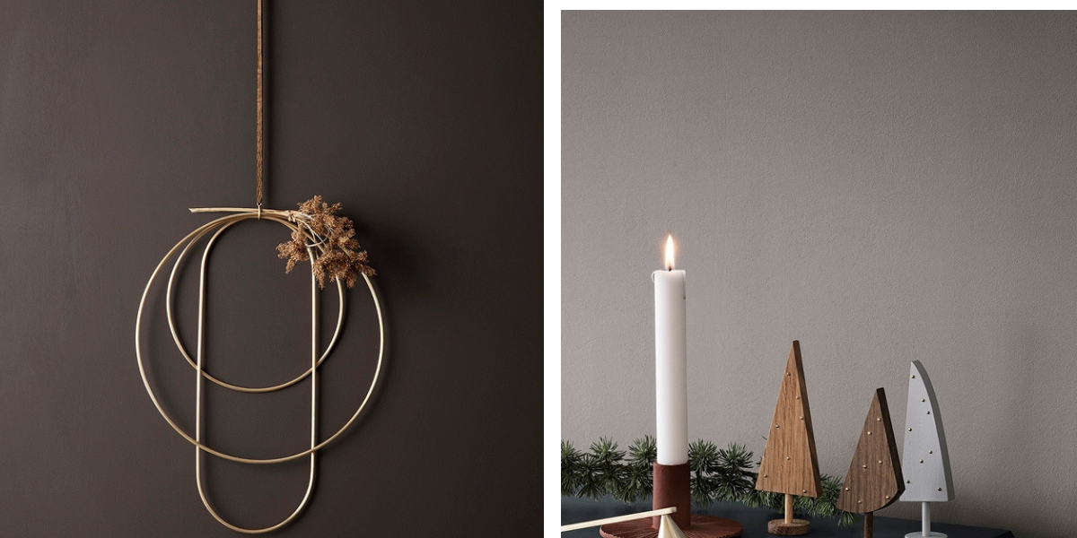 Minimal Christmas mood by Ferm Living