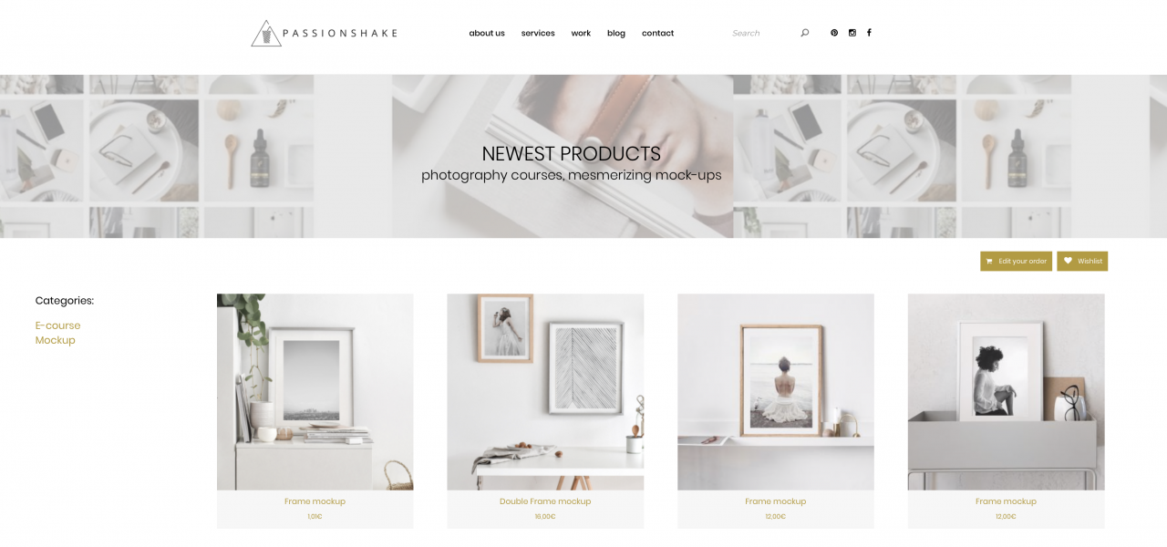 Mockup shop – what are mockups and how to use them?