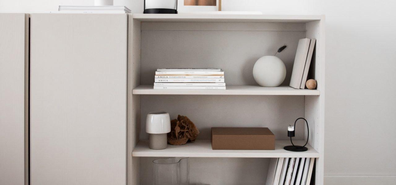 IKEA IVAR : cabinets makeover