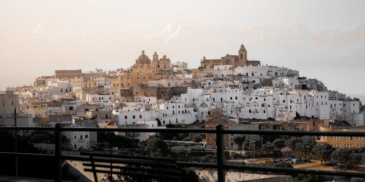 Ostuni, the white city through my eyes